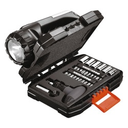 Black and Decker - ro 35 Piece SOS Torch Kit - A7141