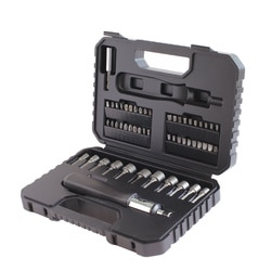 Black and Decker - ro 53 Piece Ratchet Set - A7218