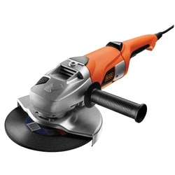 Black and Decker - Polizor unghiular mare cu disc de 230mm de 2000W - KG2000