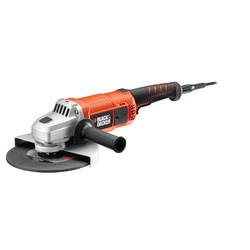 Black and Decker - Polizor unghiular mare cu disc de 230mm de 2200W - KG2205