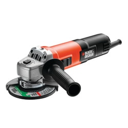 Black and Decker - Polizor unghiular de 750W cu disc de 115mm - KG750