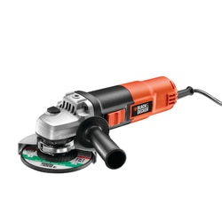 Black and Decker - Polizor unghiular de 115mm900W - KG901