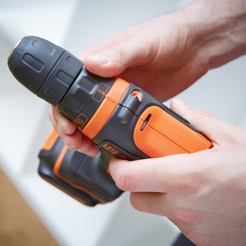 Black and Decker - ro 108V Ultra Compact Lithiumion Drill Driver - BDCDD12K