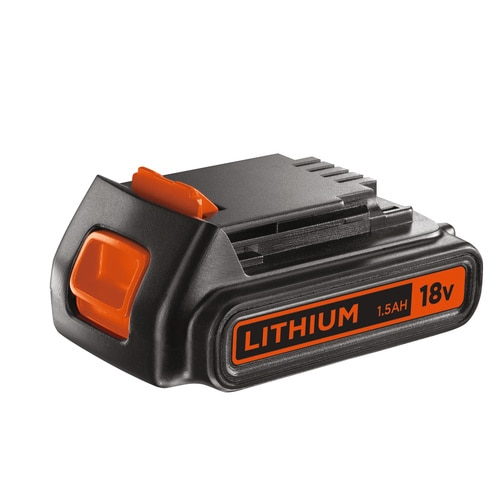 Black and Decker - ro 18V 15Ah Battery Pack - BL1518