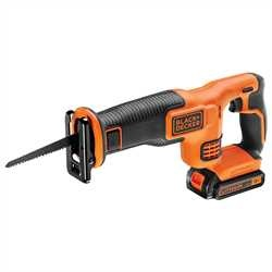 Black and Decker - Ferastrau sabie 18V - BDCR18