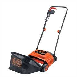 Black and Decker - Masina de greblat gazonul de 600W - GD300