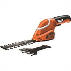 Black and Decker - Combo kit foarfeca gard viu 7V - GSL700