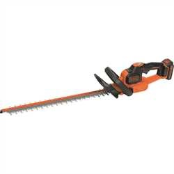 Black and Decker - Foarfeca electrica POWER COMMAND pentru tuns gadul viu 18V 50CM 2Ah - GTC18502PC