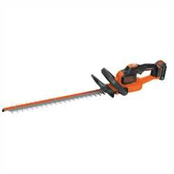 Black and Decker - Foarfeca de tuns gardul viu 50cm 18V LiIon POWERCOMMAND cu functia Smart Tech - GTC18502PST