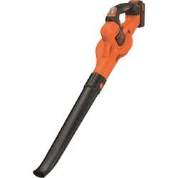 Black and Decker - Aspiratorsuflanta POWER COMMAND 18V - GWC1820PC