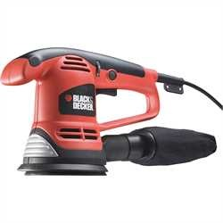Black And Decker - Slefuitor orbital cu excentric de 480W - KA191EK