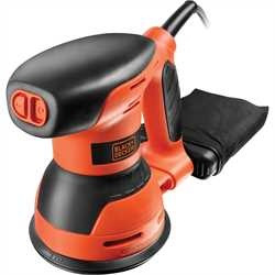 Black And Decker - Slefuitor orbital cu excentric de 260W - KA198