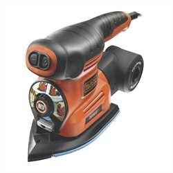 Black And Decker - Masina de slefuit multifunctionala 4 in 1 cu functie AUTOSELECT - KA280