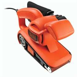 Black And Decker - Slefuitor cu banda de 75mmx457mm de 720W - KA86