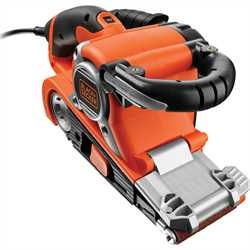 Black And Decker - 720W 75mm x 533mm Belt Sander - KA89EK