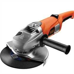 Black and Decker - Polizor unghiular mare cu disc de 230mm de 2000W - KG2000K