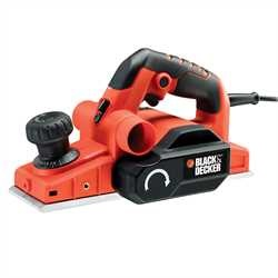 Black and Decker - Masina performanta pentru rindeluit de 750W - KW750K