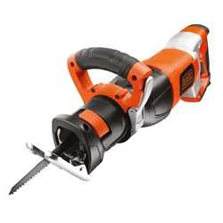 Black and Decker - Ferastrau tip sabie cu viteza variabila de 1050W - RS1050EK