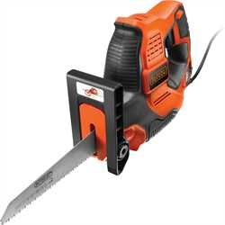 Black and Decker - Ferastrau de mana Scorpion 500W Autoselect - RS890K