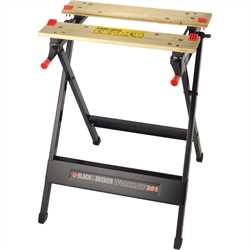 Black and Decker - Banc de lucru pliabil Workmate - WM301