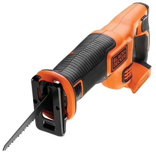 Black and Decker - Ferastrau tip sabie LiIon 18V fara acumulatori si incarcator - BDCR18N