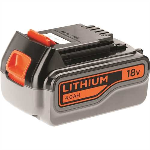 Black and Decker - ro 18V 40Ah Battery Pack - BL4018