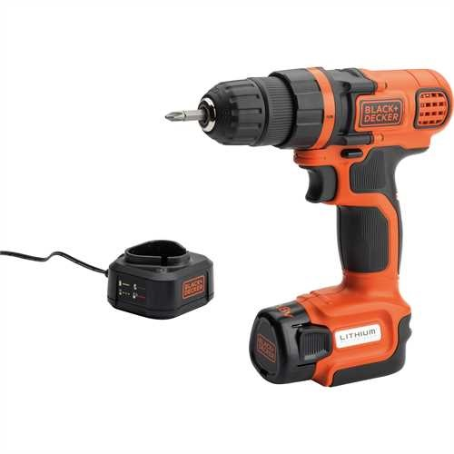 Black And Decker - ro 108V Drill Driver - EGBL108