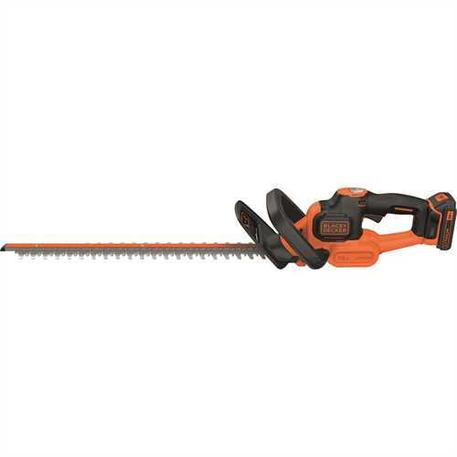 Black and Decker - Foarfeca electrica de taiat fardul viu 18V 45cm 2Ah POWERCOMMAND - GTC18452PC