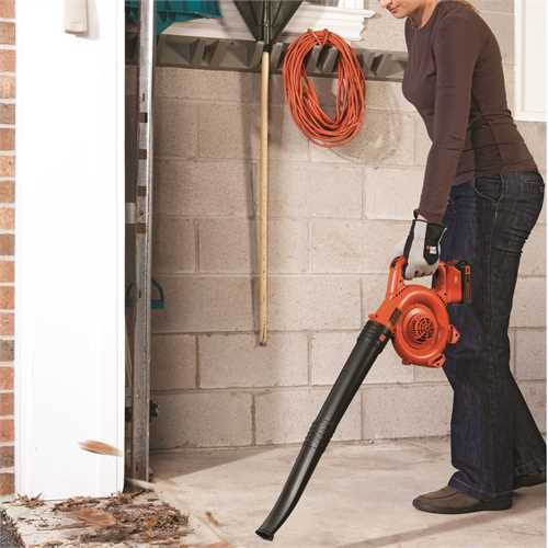 Black and Decker - ro 18V LiIon Cordless Sweeper 20Ah - GWC1800L20