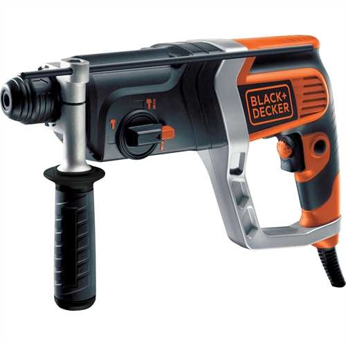 Black and Decker - Ciocan rotopercutor pneumatic 24J de 850W - KD990KA