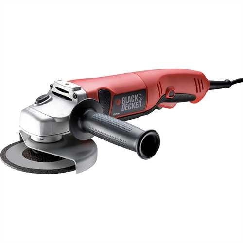 Black and Decker - Polizor unghiular 1200w 125mm  valiza depozitare - KG1200K
