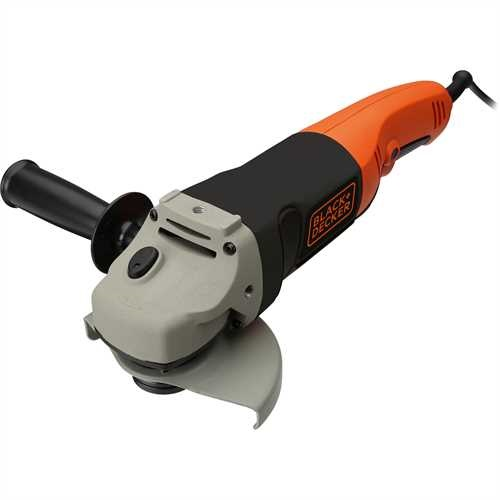 Black and Decker - Polizor unghiular 1200w 125mm  valiza depozitare - KG1202K