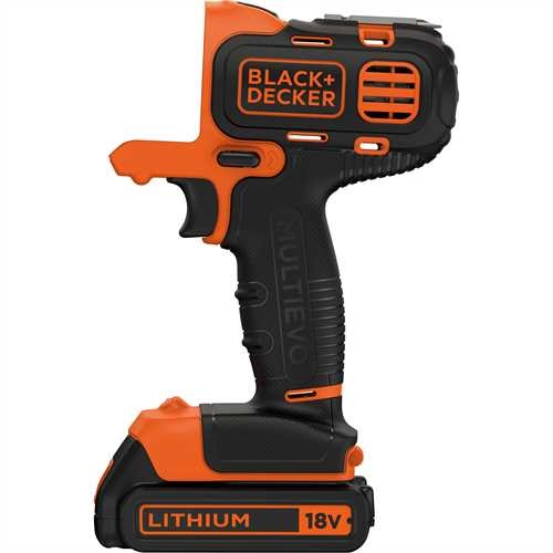 Black and Decker - Multifunctionala Multievo de 18V cu atasatment de gauritinsurubat - MT218K