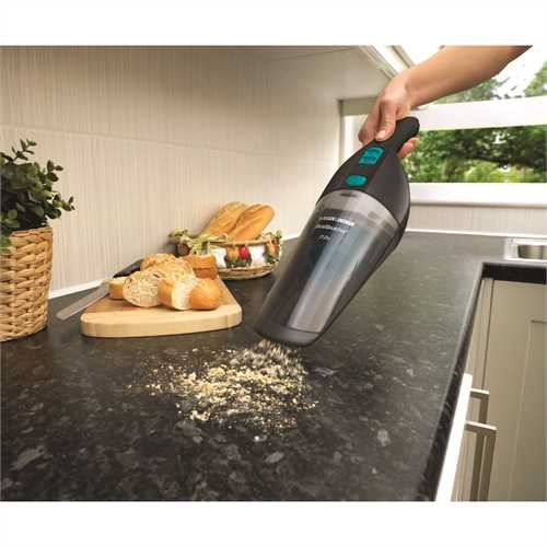 Black and Decker - ro 72V Dustbuster Cordless Hand Vacuum - NV7210N