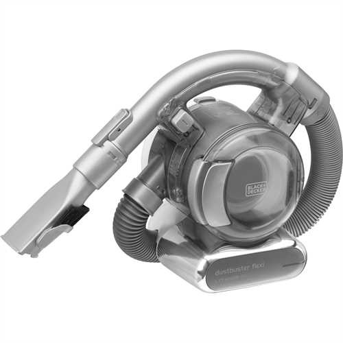 Black and Decker - Aspirator Flexi Vac 18V LiIon - PD1820L